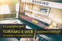 Eccellenze in Digitale. Due Webinar dedicati al Turismo il 7 e 9 giugno