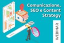 "Webinar: ""SEO e Content Strategy: strategie local e in risposta al Covid"""