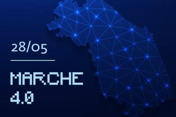 """Evento online: """"MARCHE 4.0, PMI e digitalizzazione: facciamo il Punto"""", 28 maggio 2021"""