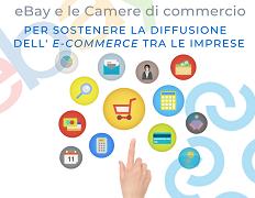 Il mio e-commerce: Camere di Commercio delle Marche e eBay insieme per aiutare le imprese a sbarcare in rete