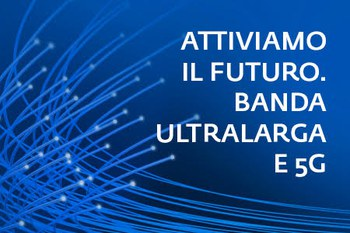 """Iniziativa: """"Attiviamo il futuro. Banda ultralarga e 5 G"""", 18 novembre 2020"""