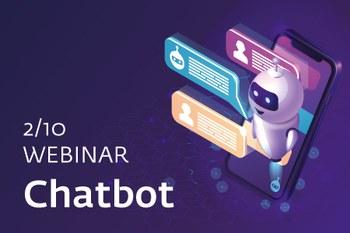 """Webinar: """"Chatbot per il web e i social: quando l'intelligenza artificiale risponde ai tuoi clienti"""", 02/10/2020"""