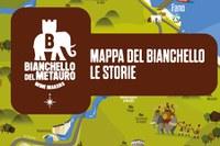 La mappa del Bianchello digitale: i racconti dei territori e le informazioni sulle cantine