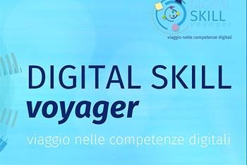 Misura le tue competenze digitali: fai il test online con Digital Skill Voyager